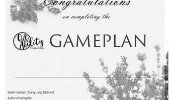 Gameplan Bootcamp Day 12