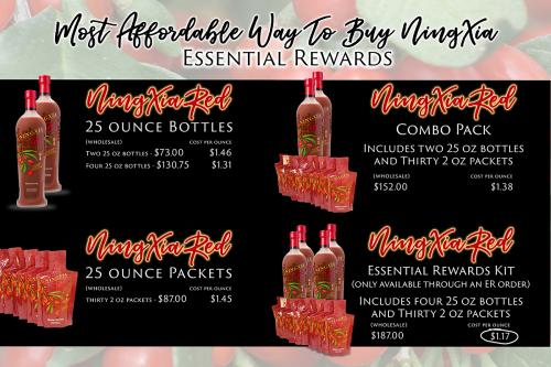 NingXia Red Most Affordable Way