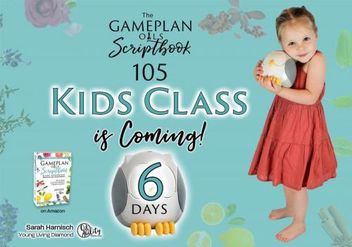 Scriptbook Kids Class - 6bdays