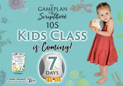 Scriptbook Kids Class - 7 days