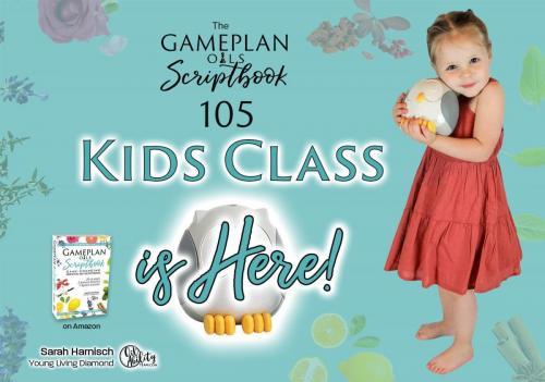 Scriptbook Kids Class - is here