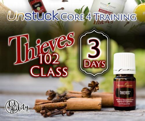 Thieves Class countdown-3 days