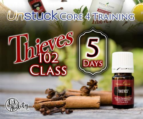 Thieves Class countdown-5 days